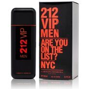 Carolina Herrera 212 VIP ARE YOU ON THE LIST