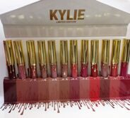 KYLIE  limited edition white 12тон