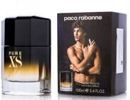 Paco Rabanne pure XS for men black 100 ml