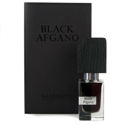 NASOMATTO  black afgano 30ml tester man new 2017