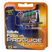 Gillette Fusion Proglide Power 2 шт