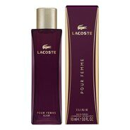 LACOSTE POUR FEMME ELIXIR for woman 90 ml.