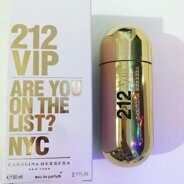212 vip are you on the list