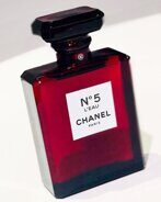 Chanel N5 leau Paris