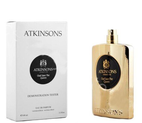 atkinsons oud save the queen 100ml