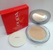 PUPA MILANO silk touch compact powder номер: 02