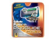 Gillette Fusion proglide power кассеты 8 шт