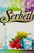 Serbetli - Ice Grape Berry 50g
