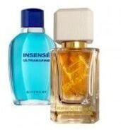 M - 61 Givenchy Insense Ultramarine for men 50ml