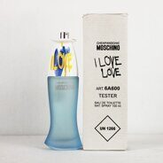 Moschino love love tester 100ml