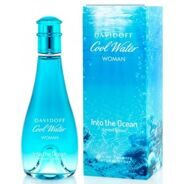Davidoff Cool Water Woman Into The Ocean 100ml