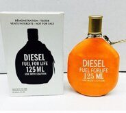 Diesel industry Orange men 125ml tester